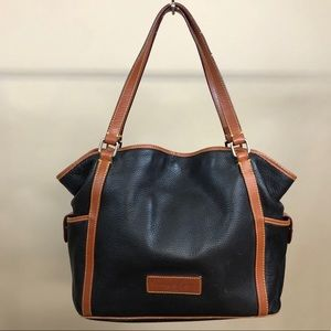Dooney and Bourke Full Grain Leather Large Tote